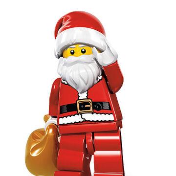 Santa Claus Brickipedia Fandom