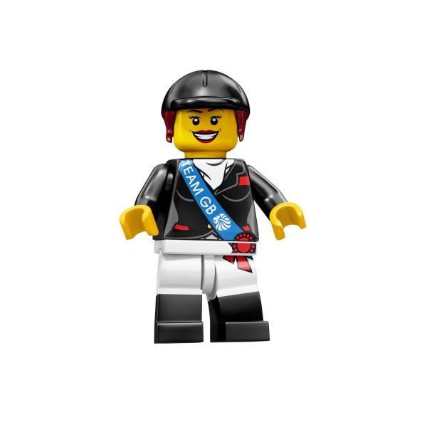 Cavalière (Équipe olympique britannique)