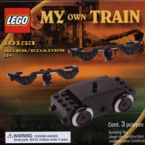 10153 9V Train Motor