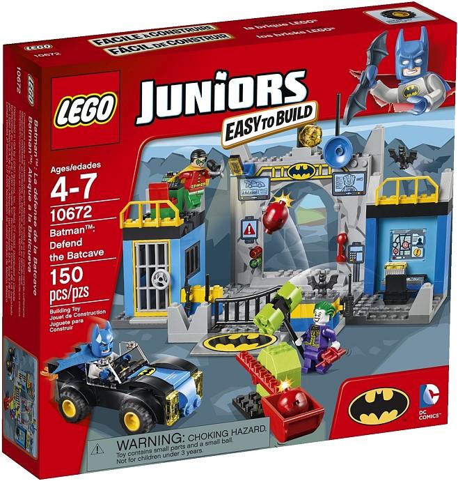 10672 Batman: Defend the Batcave