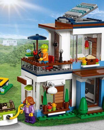 31068 La Maison Moderne Wiki Lego Fandom
