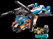 31096 L'hélicoptère à double hélice