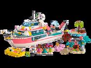 41381 Le bateau de sauvetage