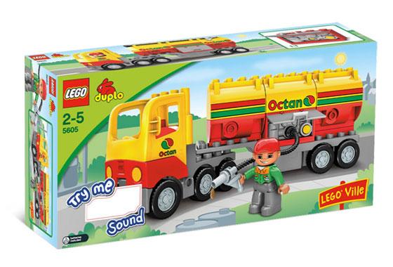 5605 Tanker Truck