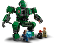 76201 L'agent Carter et le marcheur d'Hydra 3