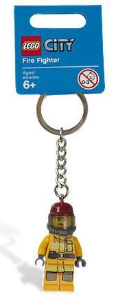 853375 Firefighter Key Chain
