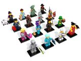 8827 Minifigures Series 6