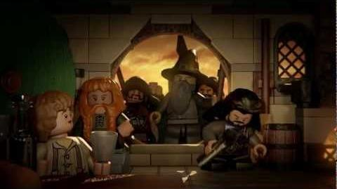 The Hobbit - LEGO commercial