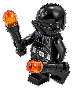 Lego Star Wars Imperial Ground Crew Mini Figure