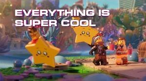 The LEGO Movie 2 - Super Cool - Beck feat