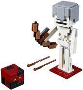 21150 Skeleton BigFig with Magma Cube