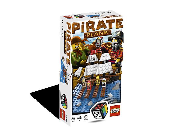 3848 Pirate Plank