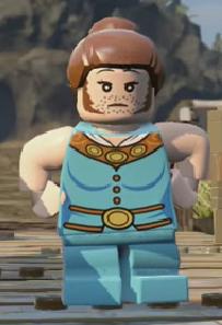 Lady Dwarf