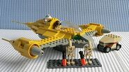 Lego naboo fighter 7141