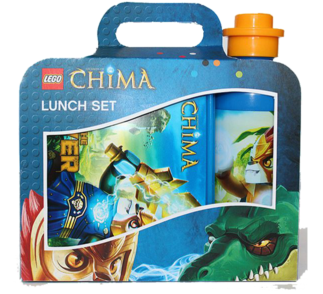 5003561 LEGO Legends of Chima Lunch Set