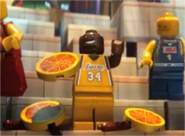 Shaq LEGO Movie