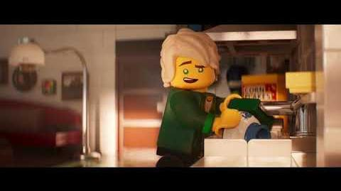 The Lego Ninjago Movie Clip - The Real You