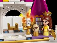 43193 Les aventures d'Ariel, Belle, Cendrillon et Tiana dans un livre de contes 8