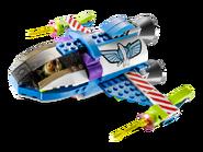 7593 Le vaisseau spatial de Buzz 2