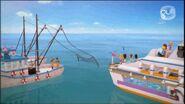 Film Friends3 Bateau de pêche Yacht