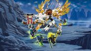 Lego Ninjago Master Wu Dragon 4
