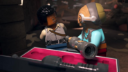 Maz speaks with Lando