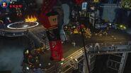 Plastic Man brique rouge 2-Batman 3