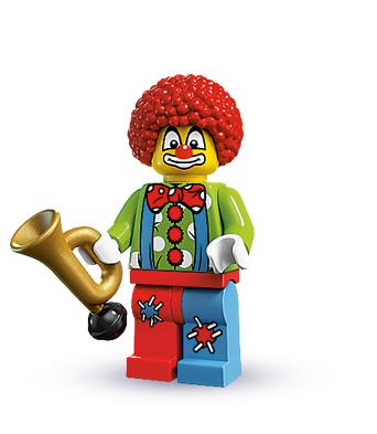 Clown (Série 1)