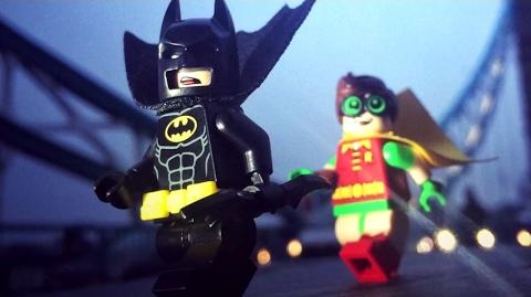 THE LEGO BATMAN MOVIE Promo Clip - London Day Out (2017) Animated Comedy Movie HD