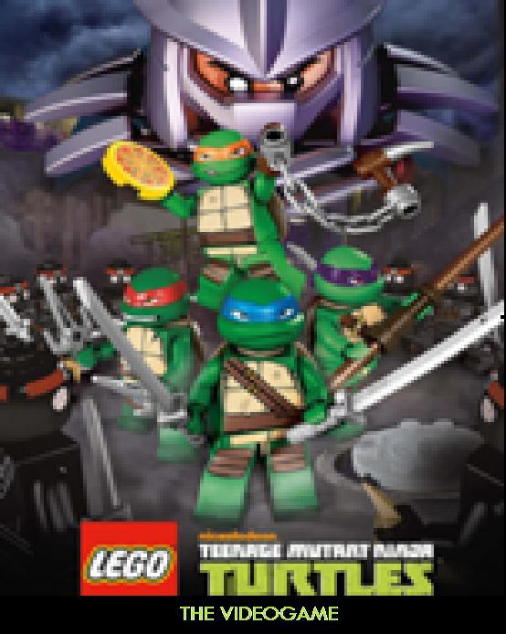 LEGO Teenage Mutant Ninja Turtles Out of the Shadows: The Video Game