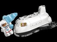 10944 La mission de la navette spatiale 5