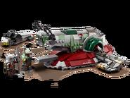 75312 Le vaisseau de Boba Fett 4