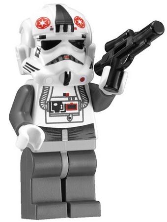 Lego 501st JET TROOPER Clone Minifigure CAC Custom Full Body Printing