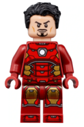 LEGO Iron Man 2020 No Helmet