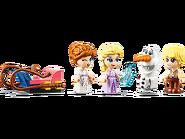 43175 Les aventures d'Anna et Elsa dans un livre de contes 5
