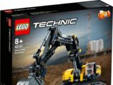 42121 Heavy Duty Excavator