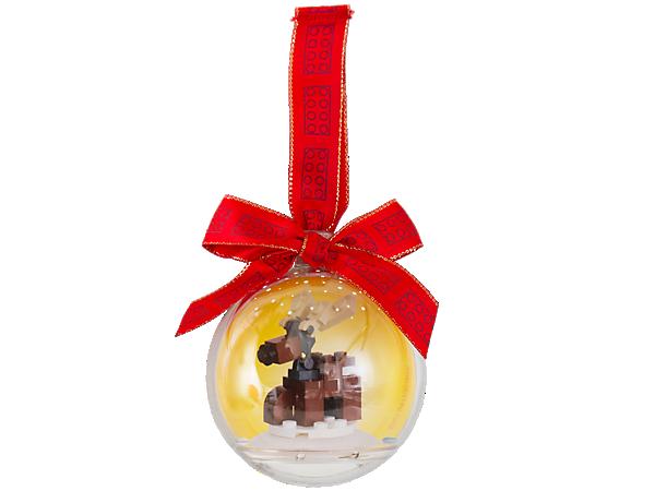 850852 Boule de Noël Renne