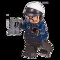 Officier de police 2-853651
