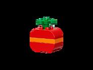 10853 Set de construction sur le thème des fruits et animaux 7