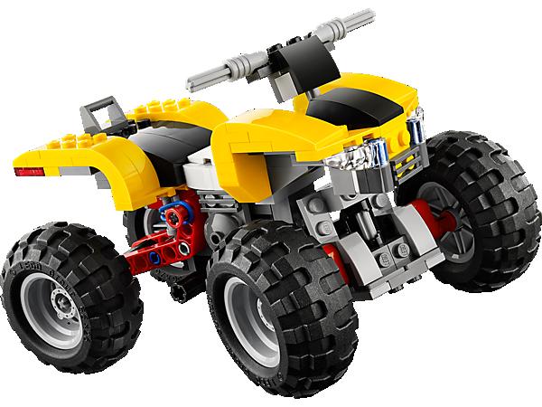 31022 Le quad turbo