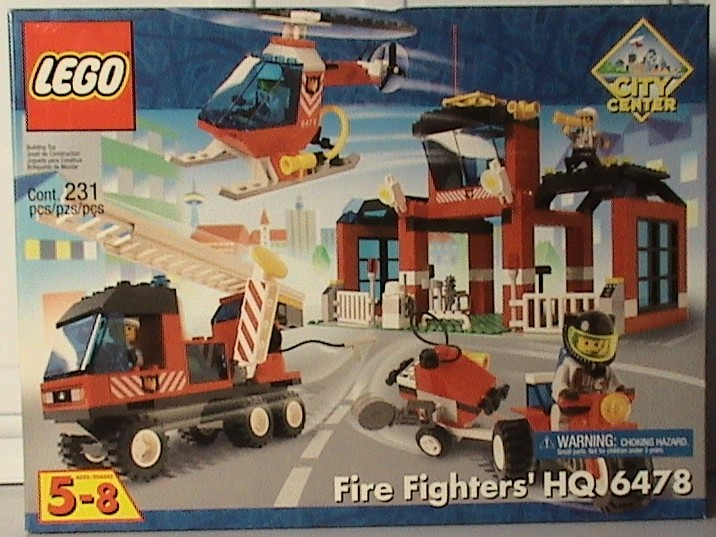 6478 Fire Station