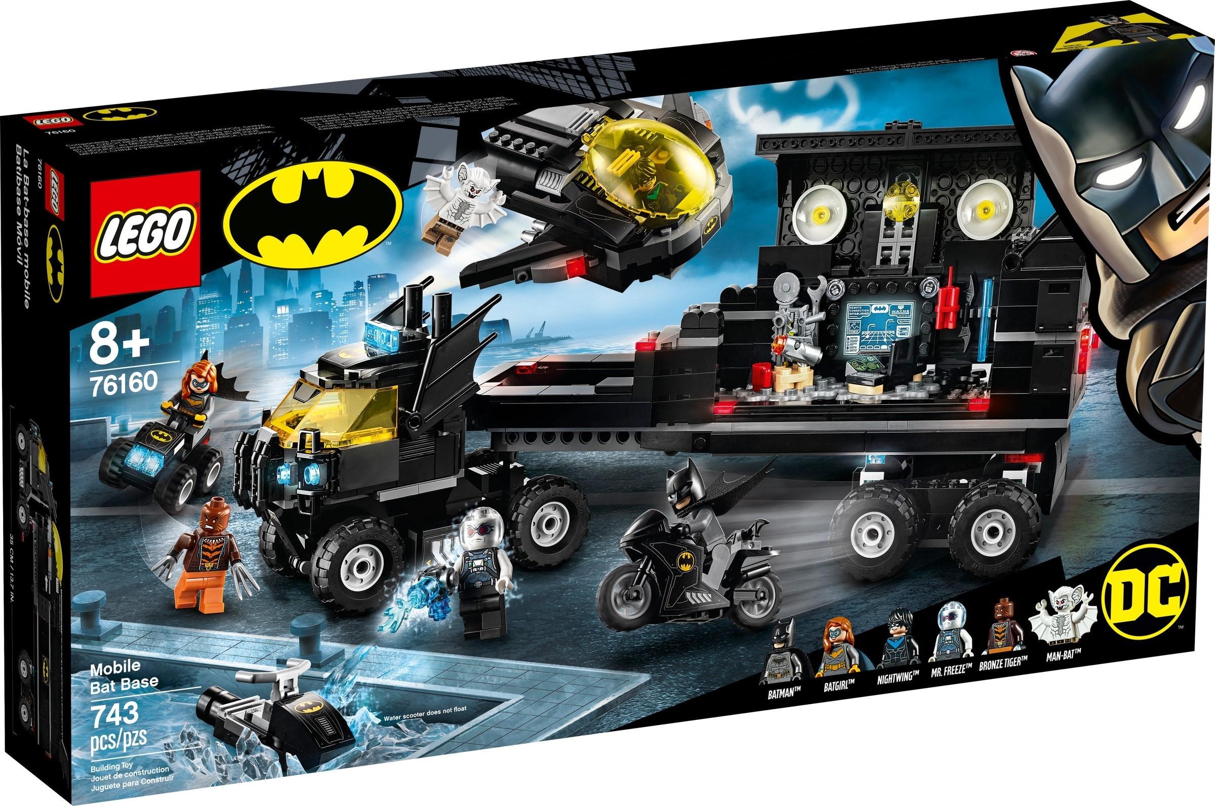 76160 Mobile Bat Base