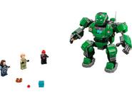 76201 L'agent Carter et le marcheur d'Hydra