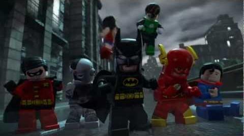 LEGO Batman the Movie DC Super Heroes Unite trailer