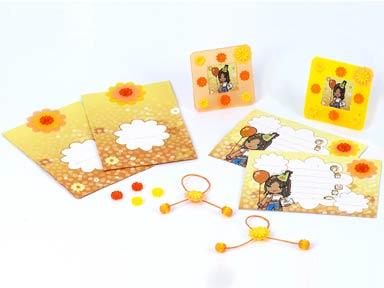 10082 Daisy Birthday Pack