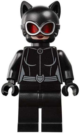 Lego Duplo Figure Catwoman black