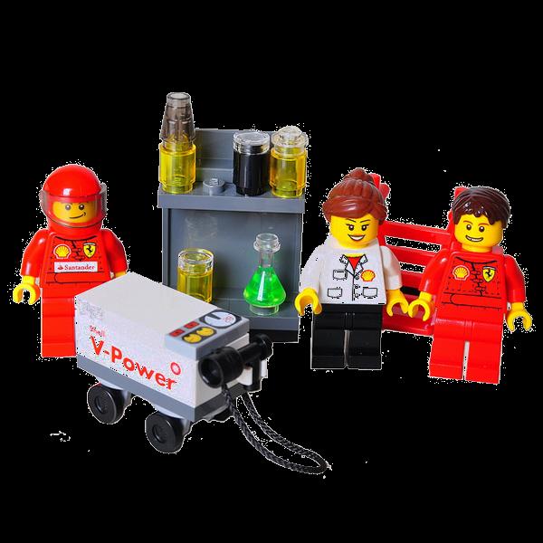 Shell F1 Team 30196