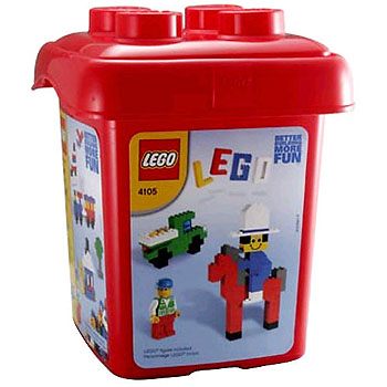 4105 Red Bucket