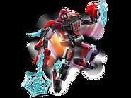 76171 L'armure robot de Miles Morales 2