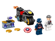 76189 L'affrontement entre Captain America et Hydra